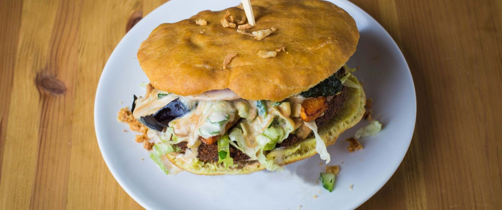 African Burger